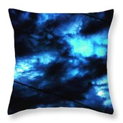#sunrise #sunshine #pretty #beautiful Throw Pillow