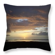 Sunset 0020 Throw Pillow