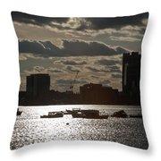 Sunset - 15 Throw Pillow