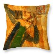 Surprise - Tile Throw Pillow