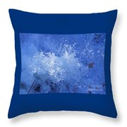 Water In Motion, Harper's Ferry Throw Pillow