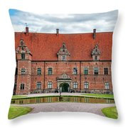 Svenstorps Gard Castle Throw Pillow