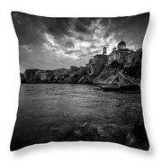 syros 'IX Throw Pillow