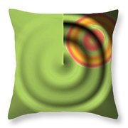 Targe Throw Pillow