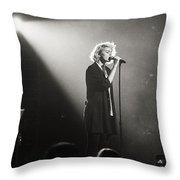 Taya Smith Throw Pillow