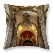 Templo Expiatorio A Cristo Rey - Mexico City I Throw Pillow
