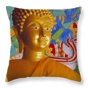 Thailand, Lop Buri Throw Pillow