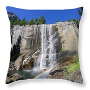 The Beautiful Venral Fall Throw Pillow