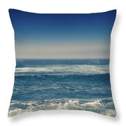 Divine Music Of Love Throw Pillow