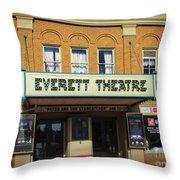 The Everett Throw Pillow