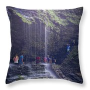 The Glen Throw Pillow
