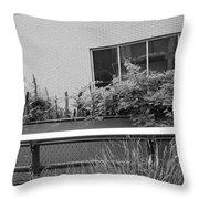 The High Line 151 Throw Pillow