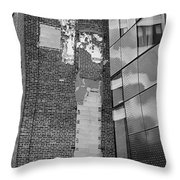 The High Line 153 Throw Pillow
