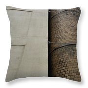 The High Line 156 Throw Pillow