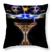 The Holy Grail  Throw Pillow