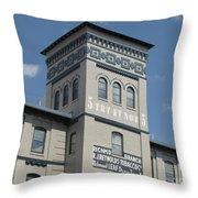 The Italianate Throw Pillow