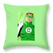 The Lantern Throw Pillow