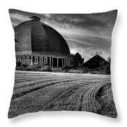 The Leonard Barn Throw Pillow