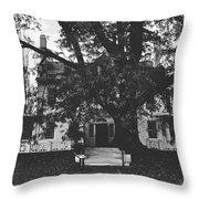 The Main House Throw Pillow