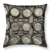 The Old Sugar Mill Throw Pillow