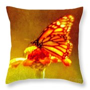 The Quality Of Dreams Throw Pillow