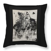 The Ruler Throw Pillow