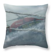 The Sarangs Throw Pillow