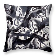 The Veritable Aspects Of Uli Arts #219 Throw Pillow