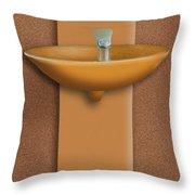This Space Available Throw Pillow
