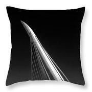 The Needle Throw Pillow