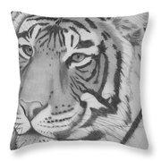 Tigar Throw Pillow