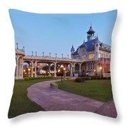 Tigre, Argentina Throw Pillow