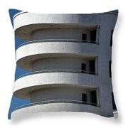 Tilkka Hospital Throw Pillow