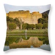 Tivoli, Lazio, Italy Throw Pillow