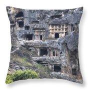 Tlos - Turkey Throw Pillow