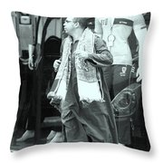 To Hide Throw Pillow