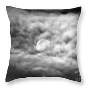 Moonglow Throw Pillow