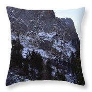 Tokopah Falls Throw Pillow