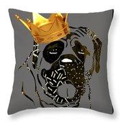 Top Dog Collection Throw Pillow