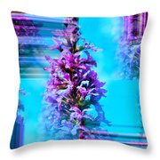 Tower Of Beauty Throw Pillow