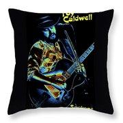 Toy Caldwell In Spokane 3 Throw Pillow