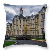 Traverse City Commons Throw Pillow