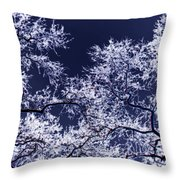 Tree Fantasy 17 Throw Pillow