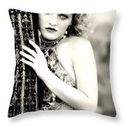 True Beauty Throw Pillow