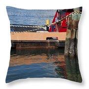 Tug Indian River Throw Pillow
