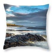 Turner's View Throw Pillow