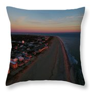 Tybee Island Throw Pillow