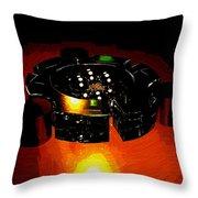 Ubuntu Throw Pillow