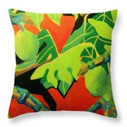Ulu 2 Throw Pillow