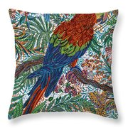 Unpaired Throw Pillow